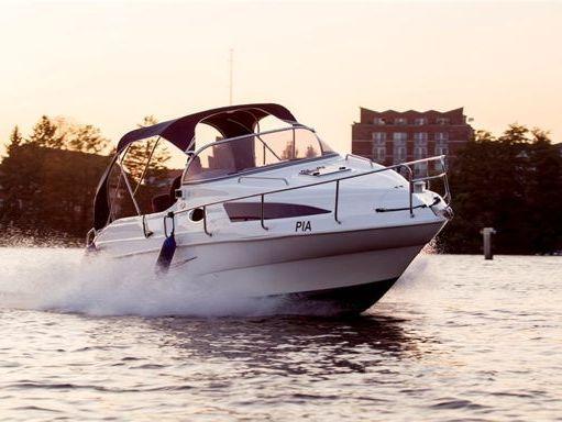 Houseboat Aqualine 690 · 2013 (0)