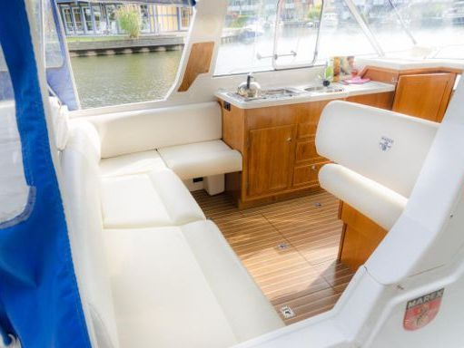 Motorboat Marex 280 · 2005 (4)