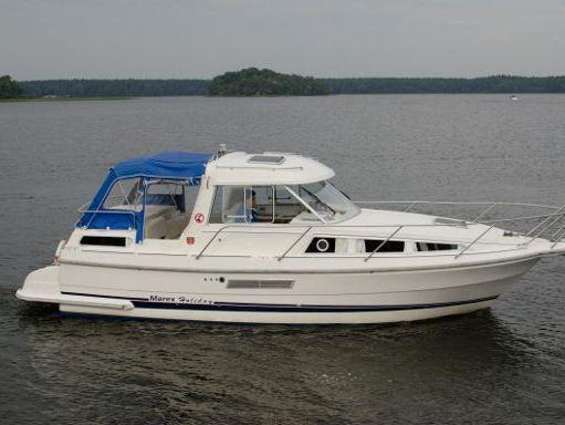 Motorboat Marex 280 · 2005 (0)