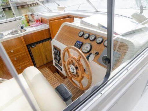 Motorboat Marex 280 · 2005 (1)