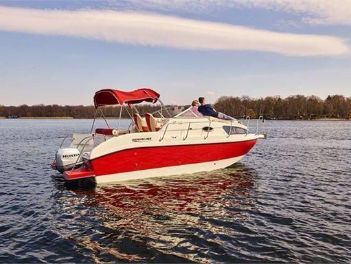 Motorboat Aqualine 750 · 2021 (0)