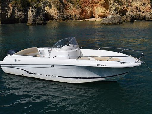 Speedboat Jeanneau Cap Camarat 635 · 2005 (refit 2019) (0)