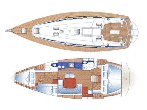 Sailboat Bavaria Cruiser 44 · 2008 (refit 2021) (2)