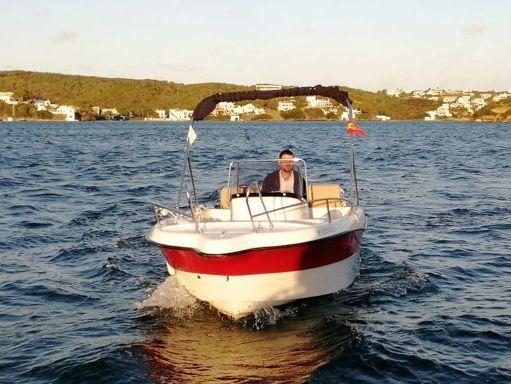 Speedboat Mareti 450 Open · 2020 (refit 2020) (2)