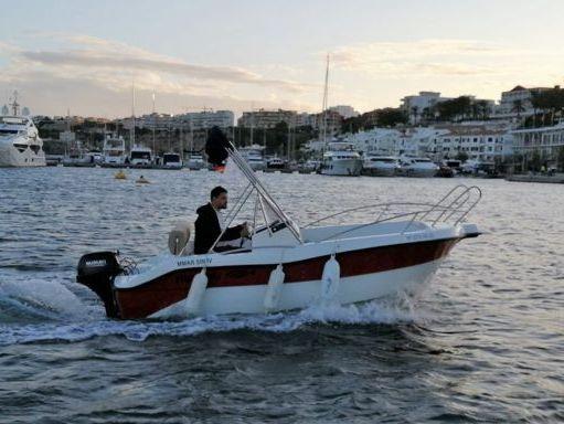 Speedboat Mareti 450 Open · 2020 (refit 2020) (1)