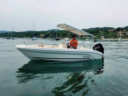 Speedboat Ranieri Shark 17 · 2021 (1)