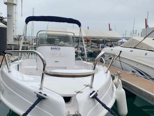 Motorboat Bluline 19 Open · 2018 (1)
