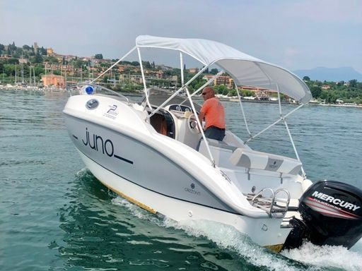 Speedboat Orizzonti Juno 590 · 2021 (1)