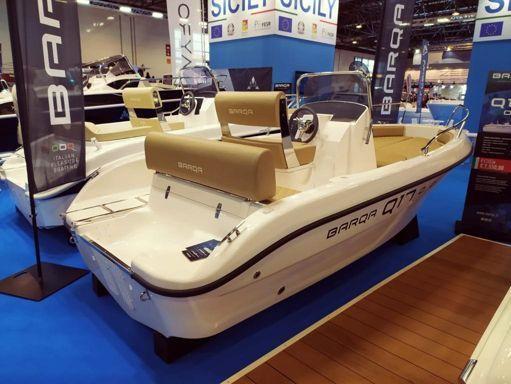 Speedboat Barqa Q 17 · 2020 (2)