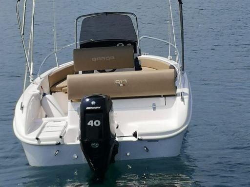 Speedboat Barqa Q 17 · 2020 (1)