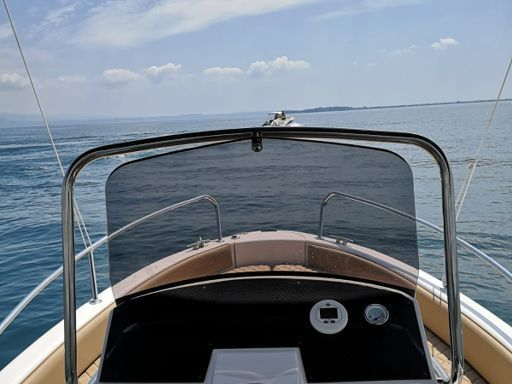 Speedboat Barqa Q 17 · 2020 (4)