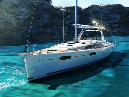 Sailboat Beneteau Oceanis 41.1 · 2018 (0)