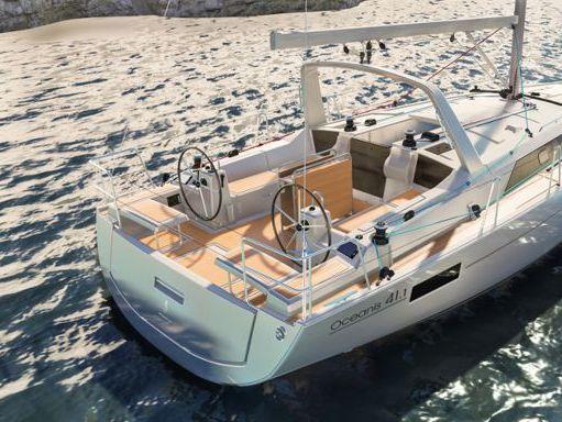 Sailboat Beneteau Oceanis 41.1 · 2018 (2)