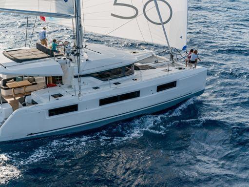 Catamaran Lagoon 50 · 2022 (1)