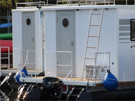 Houseboat Flexmarine Flexmobil 9.0 · 2019 (2)